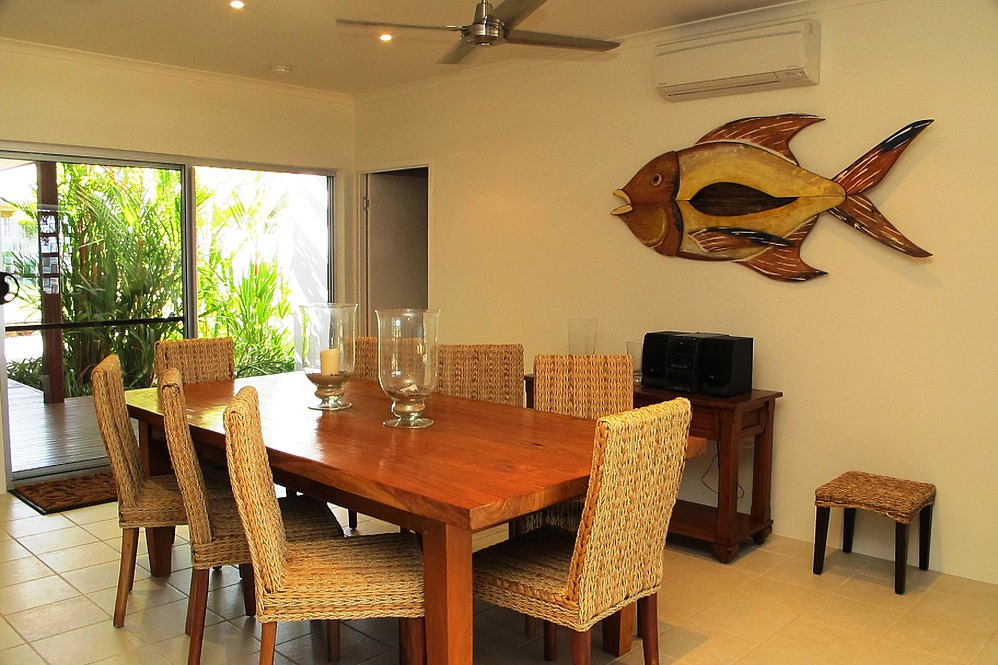 Dunk Island Holidays: Mission Beach Holiday Homes • Banfield's Retreat • Mission